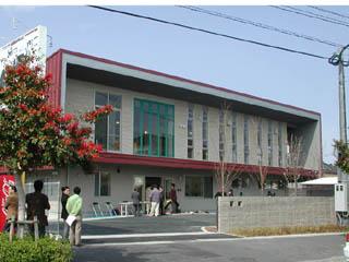 W019『ゆうかり保育園+デイサービスセンター』