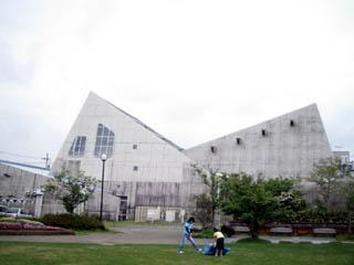 W026『日南市文化センター』