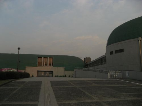 W036『北九州市立中央図書館』