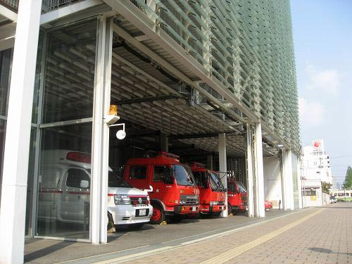 W031『広島市西消防署』