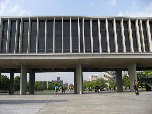 W032『広島平和記念資料館+平和記念公園』