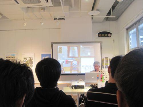 大寺さんトークショー『市電とまちの未来像』