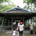 2回目の長田神社。オープンな感じが素敵
