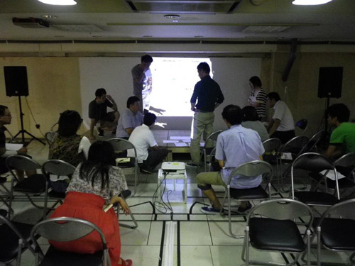 リノベーションスクール@北九州に参加しました