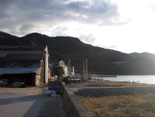 小豆島へ。