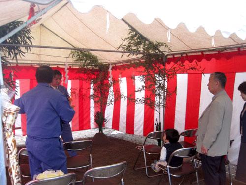 KMGO 地鎮祭