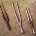 別の民家でも様々な自作の道具が見られた。