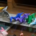 マメンチサウルス、トリケラトプス、アパトサウルス、プレシオサウルス、テラノドン