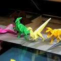 ドロマエオサウルス、オルトミムス、パラサウロロフス、スピノサウルス、タベジャラ