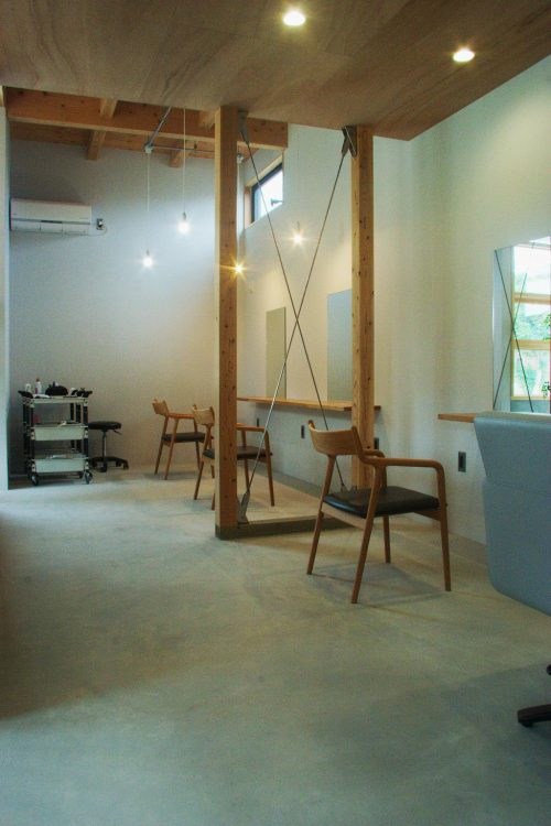 HYGS+ukkata ~日当山の家+美容室