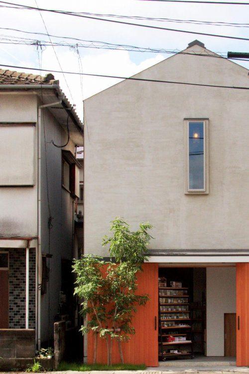 KMGO ~小松原の家+事務所