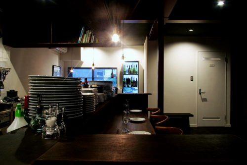 ワイン食堂USUKIYA オープン!