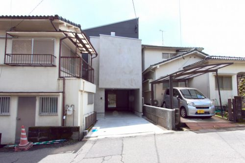 STGI ~下竜尾町の家