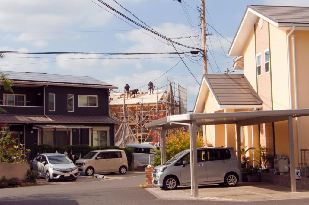 吉野の家 建方